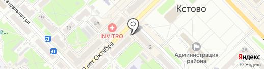 Банк Финансовая Корпорация Открытие, ПАО на карте Кстово