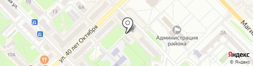 Автотехосмотр 52 на карте Кстово