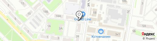 Мастерская по ремонту сотовых телефонов на ул. Чванова на карте Кстово