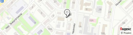 Ника на карте Кстово