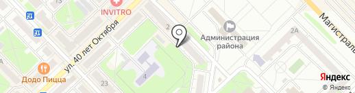 Farmani на карте Кстово