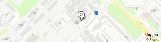Автоарс НН на карте Кстово