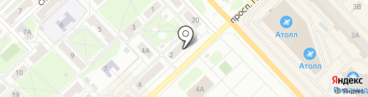 Компания по продаже заводских окон на карте Кстово