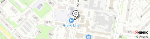 Магазин спецодежды на карте Кстово