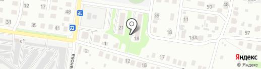 Почтовое отделение №12 на карте Кстово
