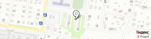 Фея на карте Кстово