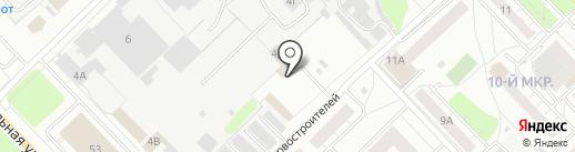 Сигнал Сервис на карте Кстово