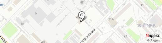 FS152 на карте Кстово