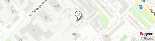 Tyrbo Avto на карте Кстово