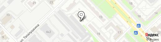 СДЭК на карте Кстово