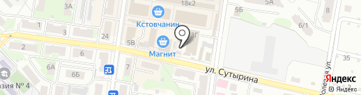 Ордер на карте Кстово
