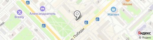 Адвокатский кабинет Мироновой О.Ю. на карте Кстово
