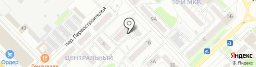 КстовоТоргСервис на карте Кстово