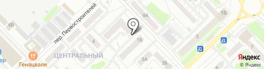 Новый Дом на карте Кстово