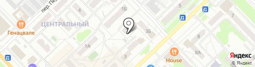 ПТК на карте Кстово