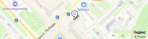ТМК на карте Кстово