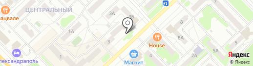 Банк ВТБ 24, ПАО на карте Кстово