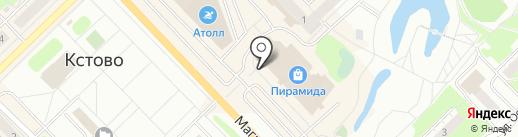 Магазин товаров для животных на карте Кстово