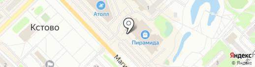 Модняшки на карте Кстово