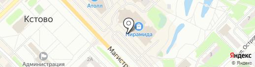 Krisman на карте Кстово