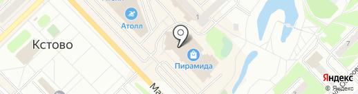 Магазин элитного чая и кофе на карте Кстово