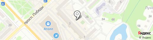 Эксперт-ПК на карте Кстово