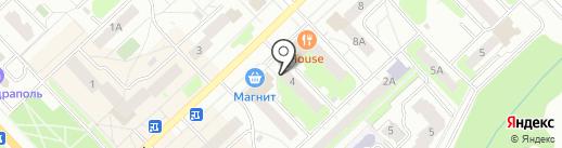 Промсвязьбанк, ПАО на карте Кстово