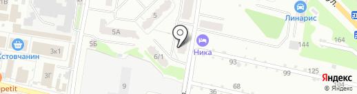 ВВС-Авто на карте Кстово