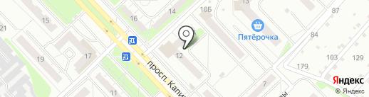 Почтовое отделение №7 на карте Кстово