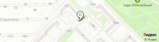 Меркурий на карте Кстово