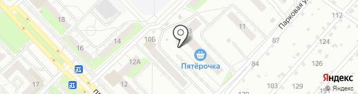 NPS на карте Кстово