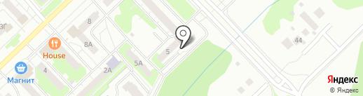 Заглушка-НН на карте Кстово