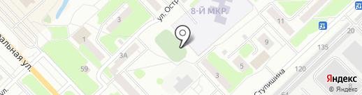 Квант на карте Кстово