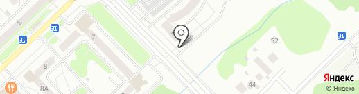 Центр обработки данных на карте Кстово