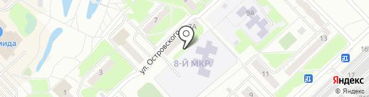 Банкомат, Россельхозбанк на карте Кстово