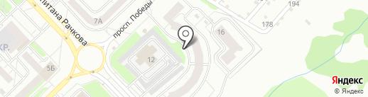 НБД-Банк, ПАО на карте Кстово
