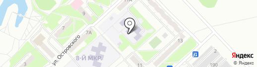 Детский сад №33 на карте Кстово