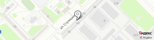 ВНТ Плюс на карте Кстово