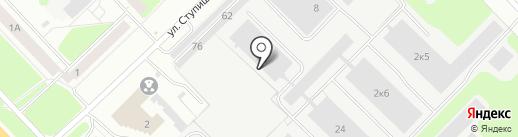 Лазер-НН на карте Кстово