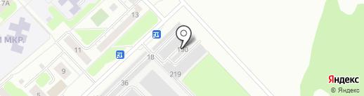 БРАНОРУС на карте Кстово