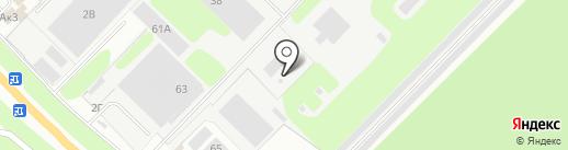 Пункт приема металла на карте Кстово