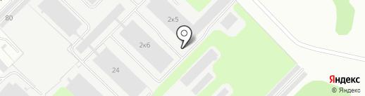 Мишель на карте Кстово