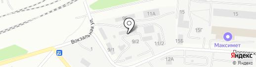 ПромСырье на карте Волгограда