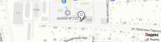 Vladeks на карте Волгограда