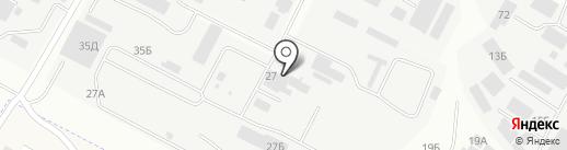 Агро-Сервис на карте Волгограда