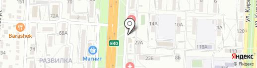 Все для Вас на карте Волгограда