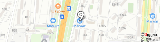 Фотоателье на карте Волгограда
