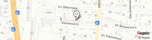 Master-chip на карте Волгограда