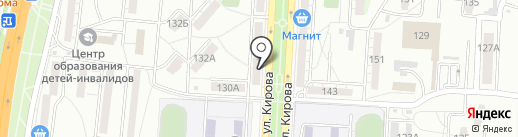 РоссТур на карте Волгограда