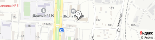 Автоспецтехника на карте Волгограда